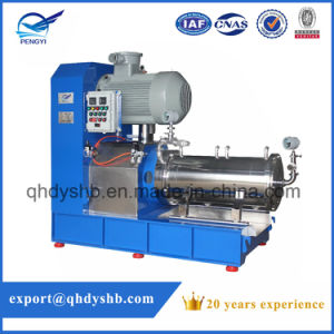 High Efficient Pin Disc Type Acrylic Paint Bead Mill Machine pictures & photos