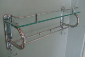 Toughened Shelf Glass for Shower Screen pictures & photos