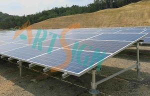PV Ground Mount System Ground Screw Foundation pictures & photos