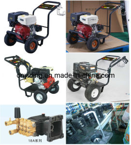 CE Gasoline Professional Heavy Duty 250bar Commercial High Pressure Washer (HPW-QP1300-1) pictures & photos