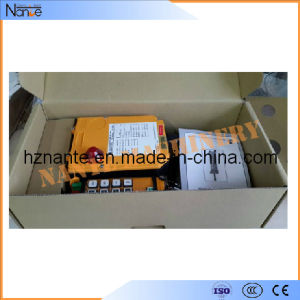 Heavy Industrial Crane Radio Remote Controller F24 Series pictures & photos