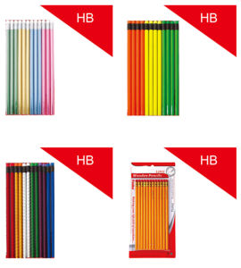 Black Hb Lead Pencil with Nice Design pictures & photos