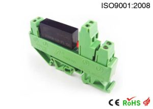 4-20mA to 0-5V Transmitter with 3kv Isolation (DIN Rail-mounted) pictures & photos