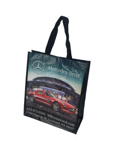 Durable and Environmental Friendly PP Flat Bag with Customized Printing pictures & photos