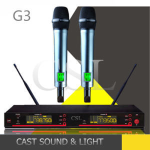CSL Ew100g3 Wireless System with Handheld Transmitter pictures & photos