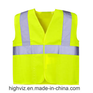 Junior Reflective Safety Vest with En20471 Certificate (C2527) pictures & photos