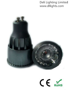 Dimmable GU10 10W COB LED Spotlight