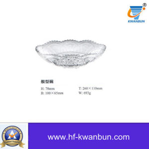Salad Bowl Glass Bowl High Quality Kitchenware Kb-Hn01230 pictures & photos