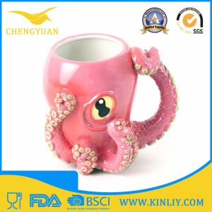 Unique/Novelrty Funny/Cool/Cute Porcelain/Insulated/Sublimation Ok Cheap/Wholesale/Custom White Photo/Starbucks/Logo Printing Ceramic Coffee/Tea Travel Cup Mug pictures & photos