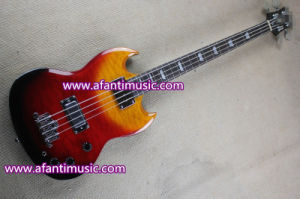 Mahogany Body & Neck / Afanti Electric Guitar (ASG-524) pictures & photos