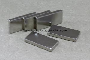 N35 Neodymium Magnet Block L50 pictures & photos