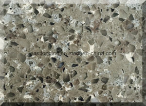 China Wholesale Artificial Stone Type Quartz Stone for Solid Surface pictures & photos