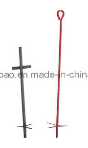 Helical Ground Anchor Earth Screw, Pile Screw, Earth Auger pictures & photos