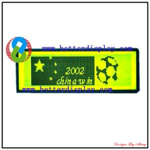 Standard Graphic Modules LCD LCM Yellow Green pictures & photos