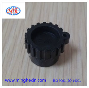 Black Precision Component Cap Withe ISO SGS pictures & photos