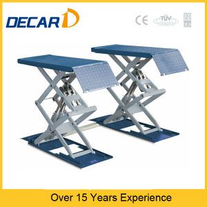 High Quality Dk-B32 Car Scissor Lift for Sale pictures & photos