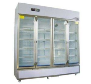 Upright Soft Drink Display Refrigerator Beverage Freezer Display Showcase pictures & photos