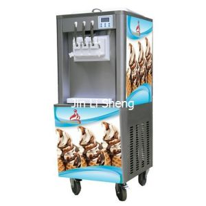Jin Li Sheng BQ332 Soft Ice Cream Machine