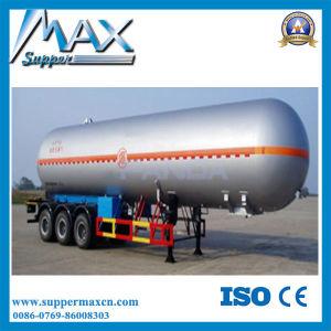 3 Axle LPG Liquid Gas Tanker Trailer for Sale pictures & photos