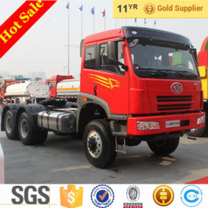 High Quality FAW Brand New 420HP 6X4 10 Wheel Tractor Truck pictures & photos