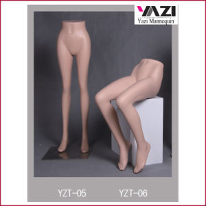 Skin Tone Sexy Female Half Mannequin for Pants Display pictures & photos