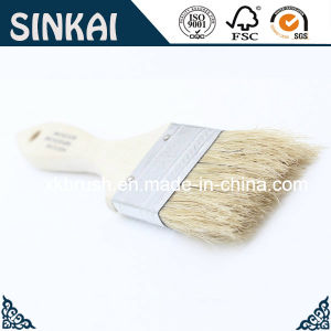 Disposable Paint Brushes with Wood Handle pictures & photos