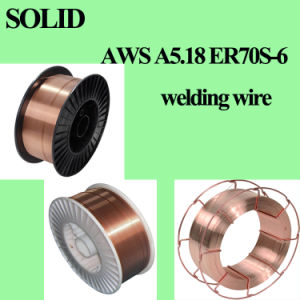 High Quality Welding Accessory CO2 MIG Welding Wire Er70s-6 Welding Wire pictures & photos