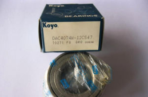 Dac4074 Angular Contact Ball Bearing Koyo