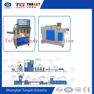 CE/ISO9001 Certification Extruder Taffy Candy Product Machinery pictures & photos