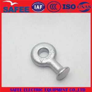 China Electric Power Fitting Galvanized Steel Ball Eye - China Ball Eye, Q Type Ball Eye pictures & photos