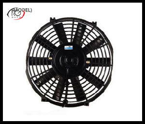 "Auto 10"" AC Fan 12V/24V 80W, Blower / Suck Air, pictures & photos"