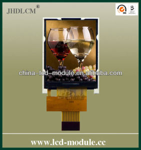 10 Pin Plug-in Type TFT LCD Display Jhd-TFT1.8-12A