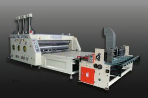Carton Printing and Slotting Machine pictures & photos