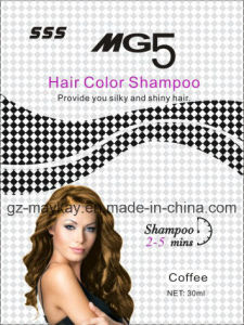 Mg 5 Hair Color Shampoo (Coffee) 30ml pictures & photos