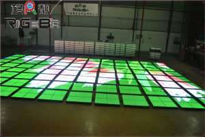 Fashionable LED Video Dancing Floor, Waterproof Dance Floor, Video LED Dance Floor Panel pictures & photos