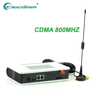 CDMA 800MHz Fixed Wireless Terminal with LCD
