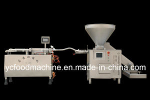 Automatic Industrial Sausage Making Machine/Commercial Sausage Making Machine pictures & photos