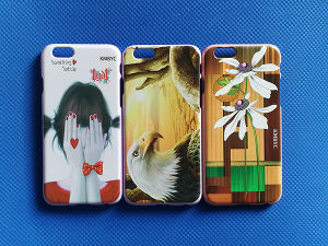 Made in China Mobile Case, Mobile Cover Printing Machine pictures & photos