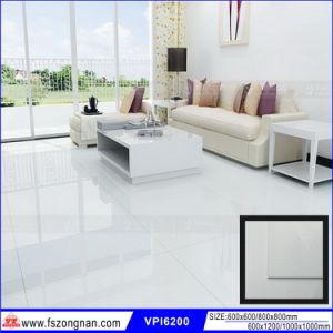 Red Color Polished Porcelain Indian Floor Tile (VPI6005) pictures & photos