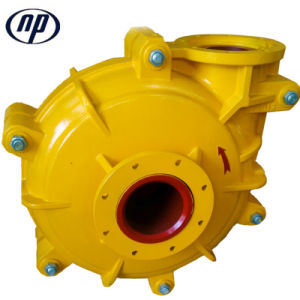 8/6 E High Chrome Alloy Centrifugal Slurry Pump pictures & photos