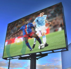 P10 Waterproof Advertising LED Screen Outdoor Display