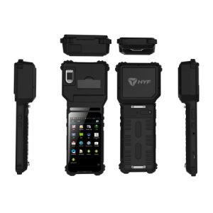 Fingerprint Biometric Tablet NFC Scanner Printer Card Reader Handheld POS pictures & photos