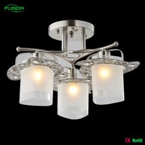 Square Glass Decorative Chandelier Light (X-9371/2) pictures & photos
