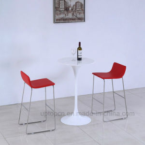 Modern Fashion Style Tulip Bar Table Chair Furniture (SP-BT714) pictures & photos