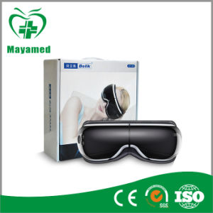 Portable Manual Vibration Eye Care Massage Glasses Rechargeable Collapsible Belik Eye Massager pictures & photos