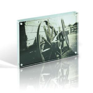 Wholesales Customers Acrylic Display of Photo Frame, Magazine Frame pictures & photos