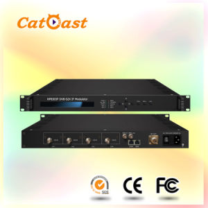 8psk DVB-S2 and DVB-S2X RF Modulator (uplink/broadcasting/DSNG) pictures & photos