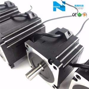 CNC Engraving Stepper Motor (86mm size) pictures & photos