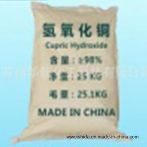 Industrial Grade Copper Hydroxide for Fungicide pictures & photos