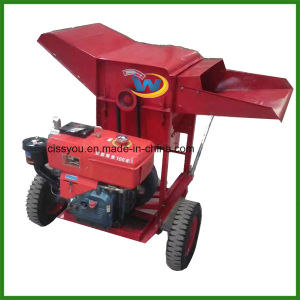 Chinese Wheat Corn Soybean Paddy Rice Thresher Machine pictures & photos